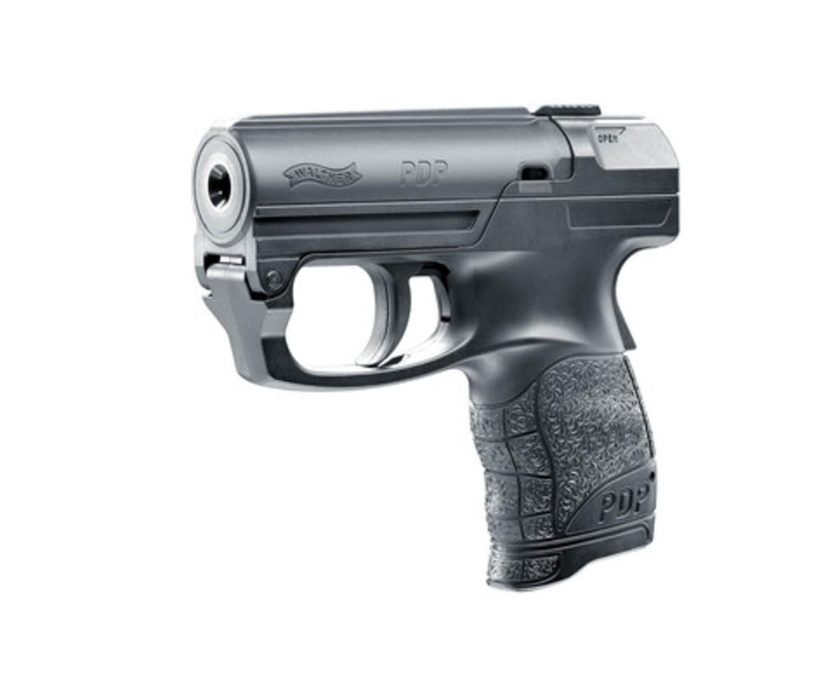 Walther DPD ponúka účinnú ochranu pre ľudí, ktorí nemajú zbrojný preukaz, ale chcú sa aktívne brániť. Vo vnútri Walthra DPD sa skrýva kanister so slzným plynom o sile 2 000 000 SHU, co je jedna z najsilnejších koncentrácií na trhu. Walther má tvar malej pištole, aby sa s ním lepšie mierilo, keďže jeho prúd je schopný zasiahnuť útočníka až na 6 metrov. Súčasťou účinnej látky je aj nezmývateľná chemikália, ktorú je vidno pod UV svetlom a tak môže polícia útočníka neskôr ľahšie usvedčiť.
